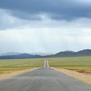 Jetzt neu: Die Straße in die Wildnis