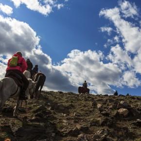 Bergsteigen (rauf)