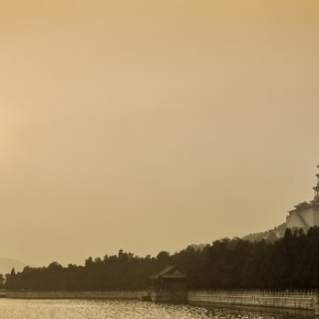 Sunset @ summer palace