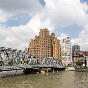 Bridge over Wusong river