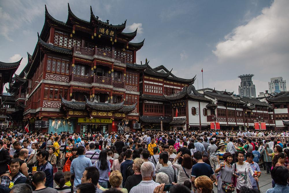 Shanghai – verloren am 1. Oktober