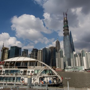 Pudong skyline 2