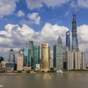 Pudong skyline 3