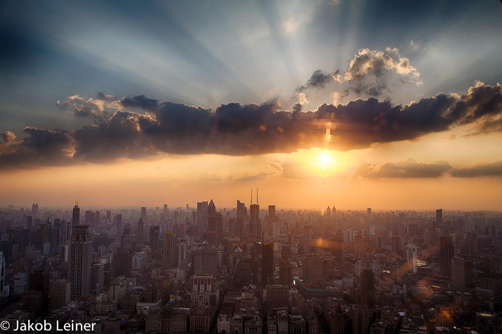 Shanghai – Skylines