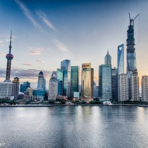 Last but not least, you guessed right, the Pudong skyline