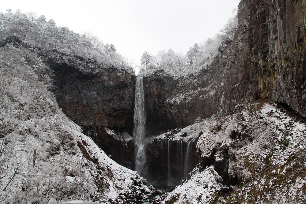 Nikko – Schnee